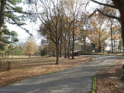 Olive Branch Single Family Home For Sale: 7045 McElroy Road