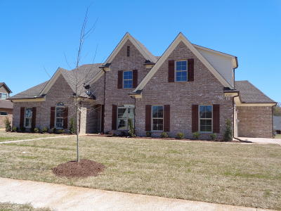 Olive Branch Single Family Home For Sale: 4720 Balterson Loop South