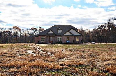 Hernando Single Family Home For Sale: 809 Vinson Road
