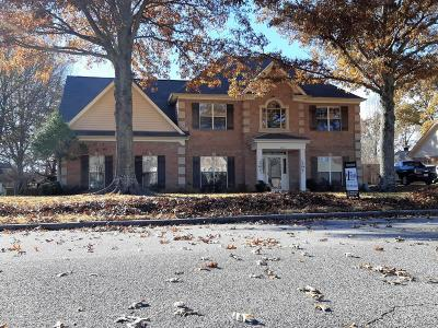 Olive Branch Single Family Home For Sale: 8229 E Laurel Hill