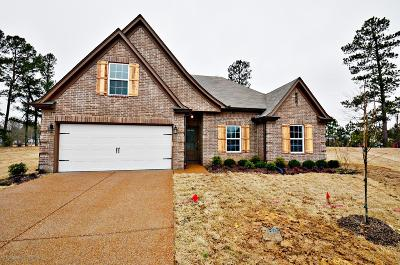 Tate County Single Family Home For Sale: 409 Robin Cove