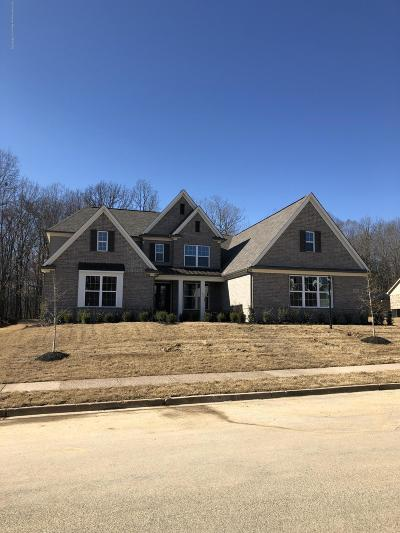 Olive Branch Single Family Home For Sale: 6223 Sierra Drive