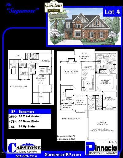 Southaven Single Family Home For Sale: 5004 Kensington Creek Drive