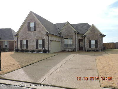 Southaven MS Single Family Home For Sale: $227,000