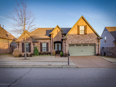 Olive Branch MS Single Family Home For Sale: $199,900