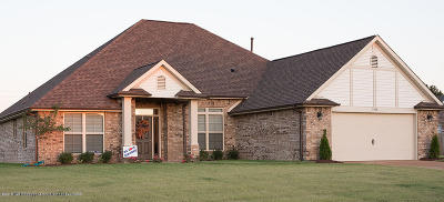 Southaven Single Family Home For Sale: 2544 Madeline Lane