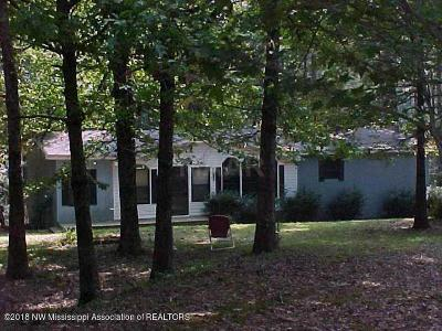 Marshall County Single Family Home For Sale: 488 E Cox Road