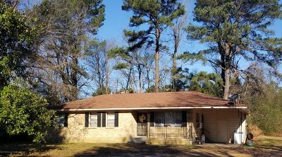 Tate County Single Family Home For Sale: 1414 Lrl Road