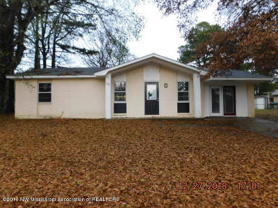 Lafayette County Single Family Home For Sale: 301 Thacker Loop