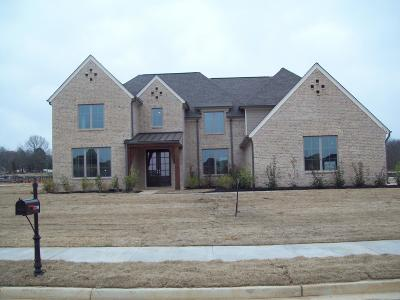 Olive Branch Single Family Home For Sale: 7208 E Harrier Drive