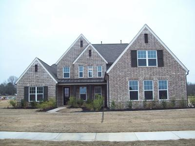 Olive Branch Single Family Home For Sale: 7198 E Harrier Drive