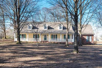 Marshall County Single Family Home Active/Contingent: 217 Barton Heights Cove