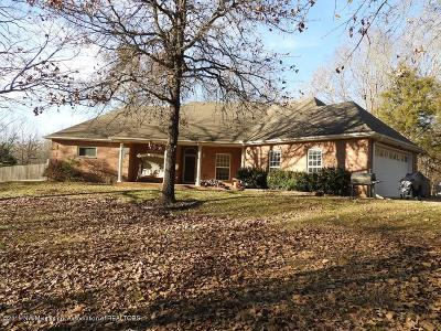 Marshall County Single Family Home For Sale: 5930 Hernando Road