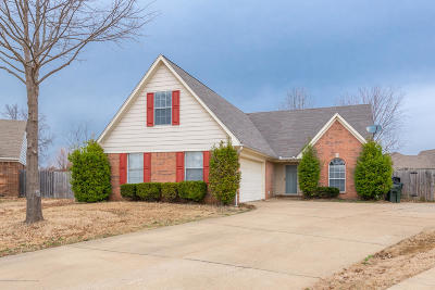 Desoto County Single Family Home For Sale: 8162 Loden Cove
