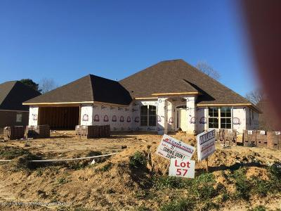 Desoto County Single Family Home For Sale: 8768 Courtly Circle North