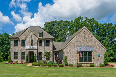Desoto County Single Family Home For Sale: 4595 Plantation Garden Drive