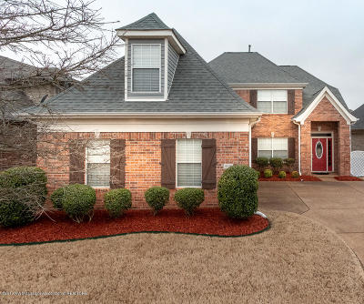Desoto County Single Family Home For Sale: 4349 Genevieve Drive