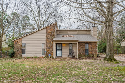 Desoto County Single Family Home For Sale: 871 Charter Oak Drive