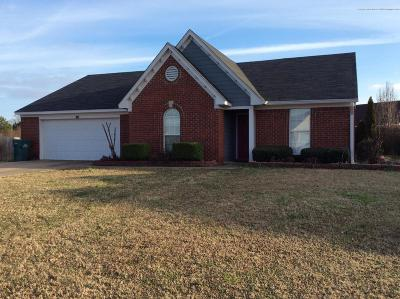 Tate County Single Family Home For Sale: 163 Orange Drive