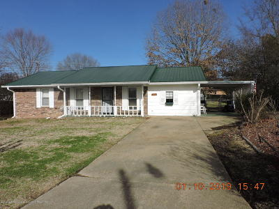 Olive Branch Single Family Home For Sale: 10640 Lafayette Dr