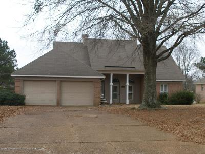 Tate County Single Family Home For Sale: 114 Keestone Drive