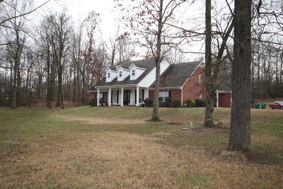 Hernando Single Family Home For Sale: 1355 Spike Cove