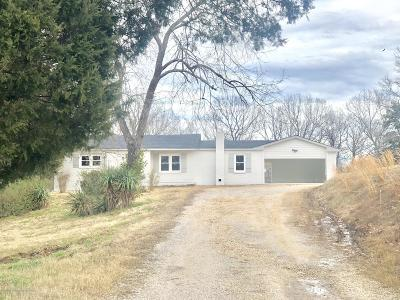 Marshall County Single Family Home For Sale: 1075 Highway 7 North