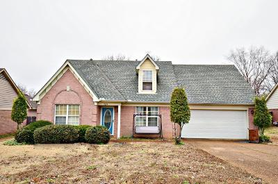 Southaven Single Family Home For Sale: 7251 Londonderry Drive
