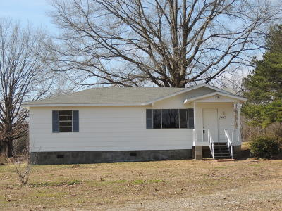 Marshall County Single Family Home For Sale: 1395 N. Highway 309
