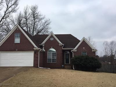 Desoto County Single Family Home For Sale: 5549 Lake Front Drive