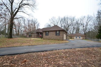 Horn Lake MS Single Family Home For Sale: $214,900