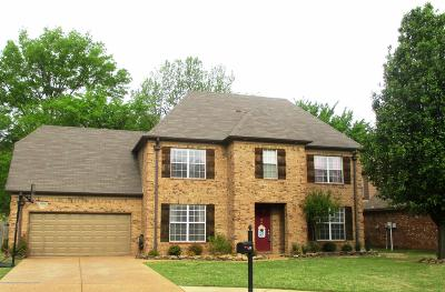 Olive Branch MS Single Family Home For Sale: $224,900