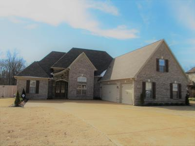 Southaven MS Single Family Home For Sale: $366,000