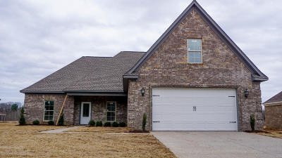 Horn Lake MS Single Family Home For Sale: $224,900