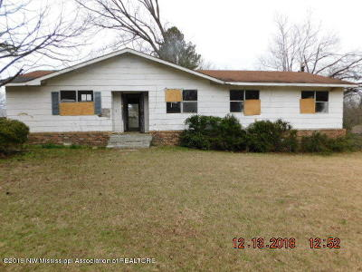 Marshall County Single Family Home For Sale: 330 E Valley Avenue