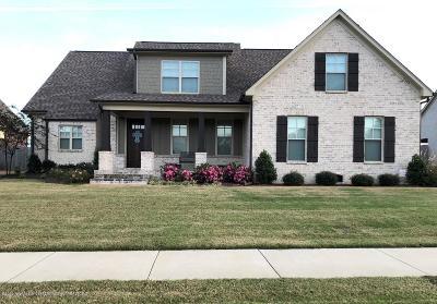 Hernando Single Family Home For Sale: 2275 Beauvoir Drive