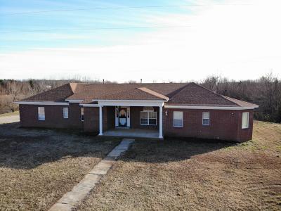 Byhalia Single Family Home For Sale: 1233 Williams Road