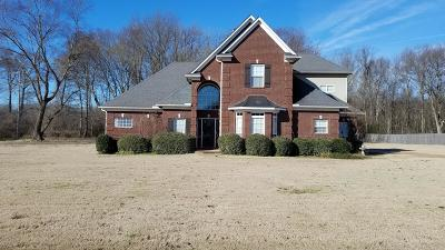 Olive Branch Single Family Home For Sale: 6107 Autumn Point
