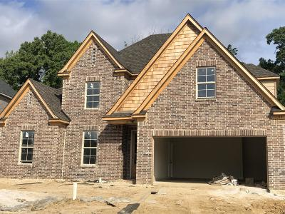 Southaven Single Family Home For Sale: 5219 Forest Bend Cove