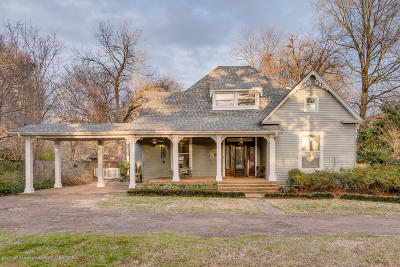 Tate County Single Family Home For Sale: 203 Park Street