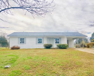 Holly Springs Single Family Home For Sale: 663 Cottrell Avenue