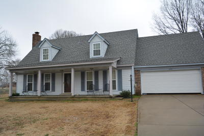 Horn Lake Single Family Home For Sale: 1551 Oakleigh Drive