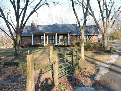 Olive Branch Single Family Home For Sale: 8234 Highway 178
