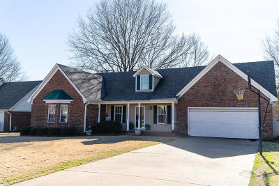 Olive Branch Single Family Home For Sale: 7307 Cara Bend Drive