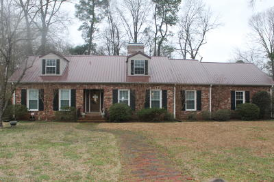 Tate County Single Family Home For Sale: 106 E Gilmore Street