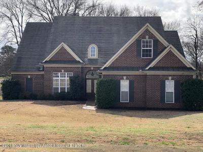 Southaven Single Family Home For Sale: 123 S Woodland Trace