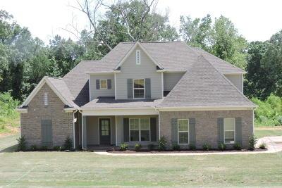 Byhalia Single Family Home For Sale: 12757 Pebble Ridge Drive