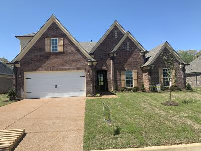Southaven Single Family Home For Sale: 3641 Woodcutter Drive