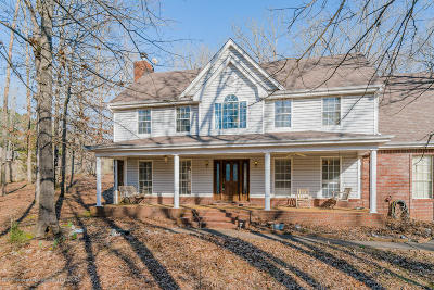 Olive Branch Single Family Home For Sale: 4980 S Forest Hill Road