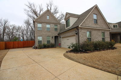 Olive Branch Single Family Home For Sale: 6828 Mourning Dove Lane